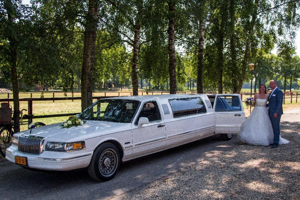 Limousine huren soest Detzkyhoeve Amersfoort Baarn