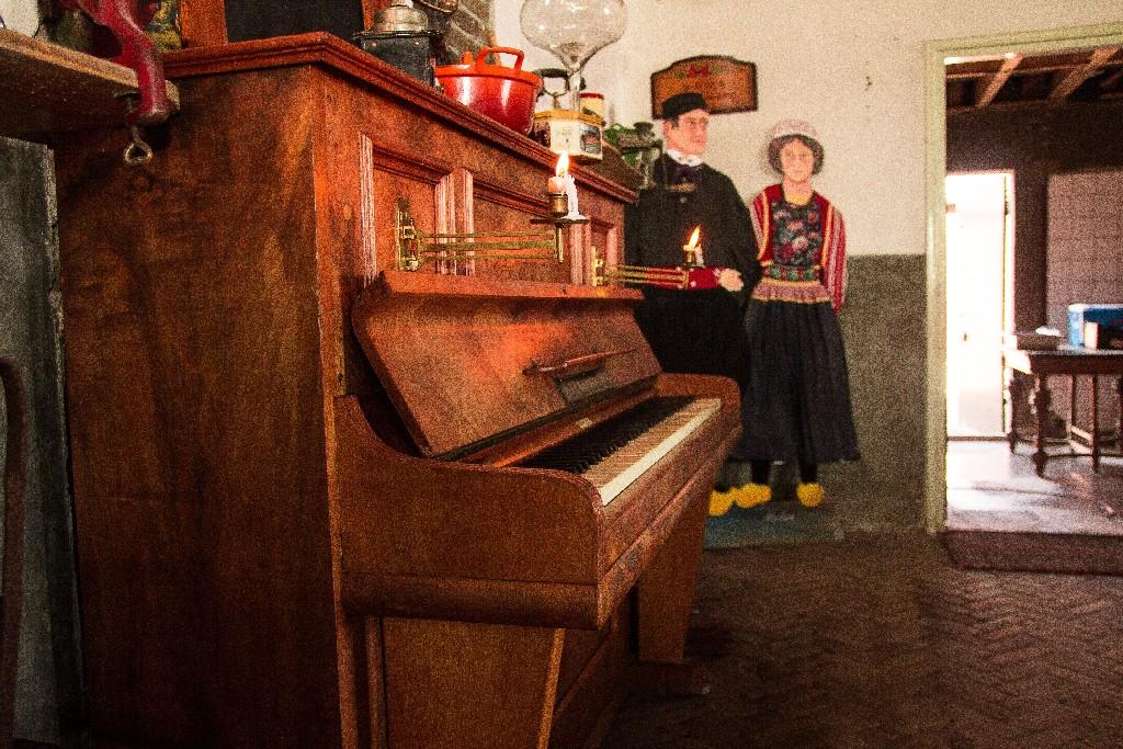 Piano huren als rekwisiet SOest Hilversum Baarn